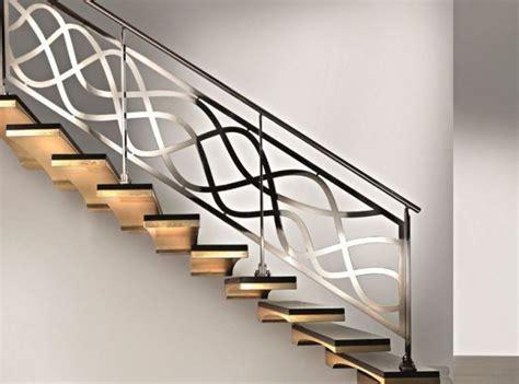 barandillas para escaleras interiores modernas pasamanos de escaleras modernas deco de interiores