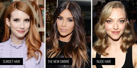 hairstyles and colors for summer 2016 summer hair color trends 2016 best hair colors for