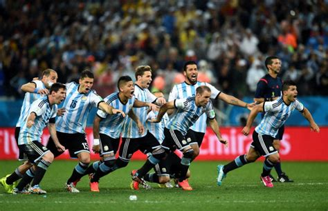 fifa world cup 2014 argentina to germany in world