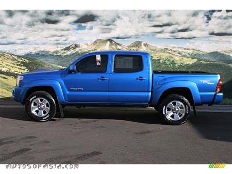 Mtn States Toyota 2008 Toyota Tacoma V6 Trd Sport Cab 4x4 In Speedway