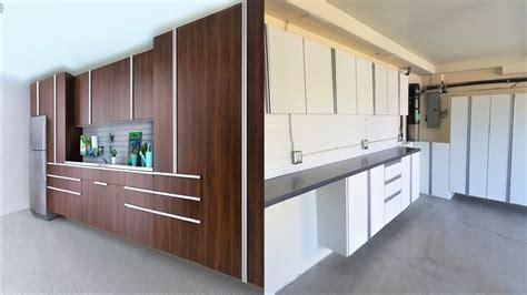 garage cabinets epoxy floors  san diegofree design