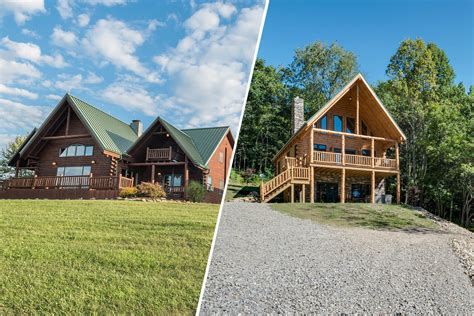 Log Cabin Rental Ohio by Luxury Country Cabins The Ultimate Log Cabin Rental