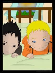 baby naruto baby sasuke lordsarito deviantart