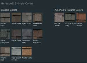 tamko heritage shingle colors tamko tamko heritage colors