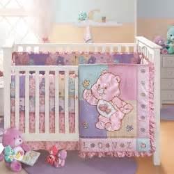 care bears bedding crib set infant new 2009 style