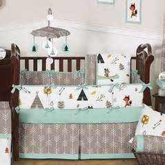 outdoor adventure baby bedding 9 pc crib set by sweet