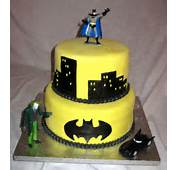 Batman Birthday Cupcakes  Best Cakes