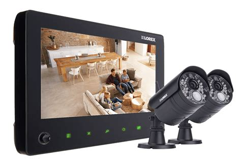 720p wireless surveillance system for home 2