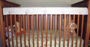 how to make a quilted crib rail guard how to make
