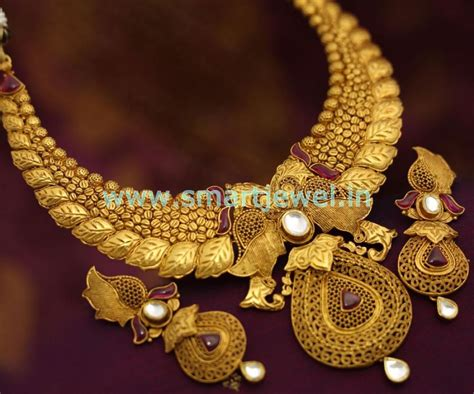 design is one online snl7019 one gram gold plated jewellery jadau kundan