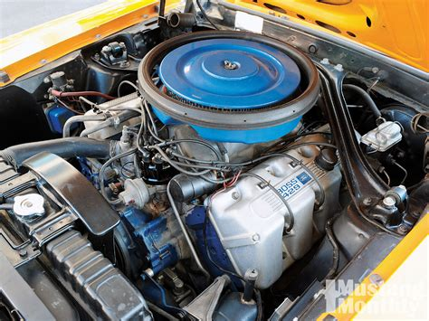 429 Ford Engine 1970 ford mustang 429 engine