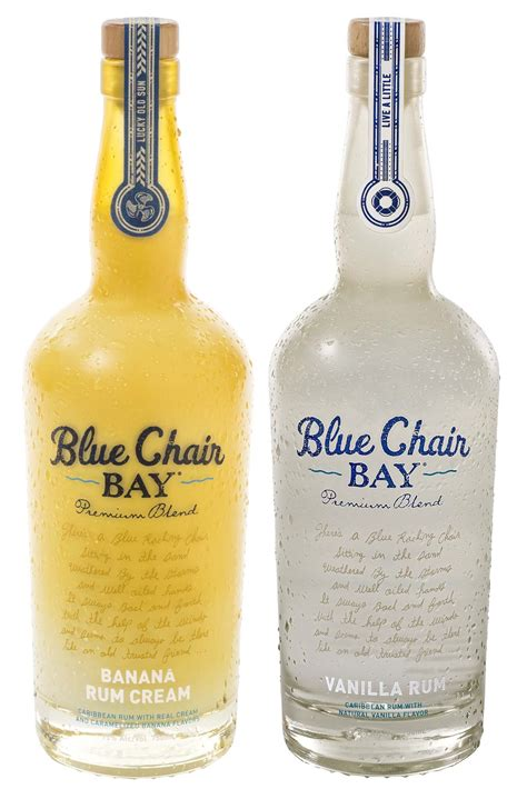 Blue Chair Bay Rum Review by Kenny Chesney S Blue Chair Bay Rum Adds New Vanilla And