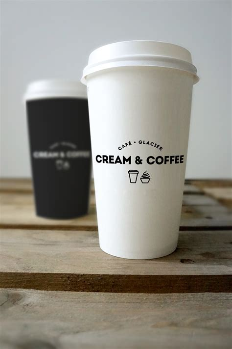 marie vacher cream coffee