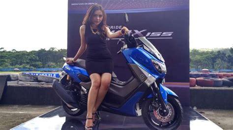 Visorwinsield Yamaha Nmax Model Paruh Terbaru yamaha luncurkan nmax terbaru lebih cepat dari honda pcx apa alasannya otomotif indonesia