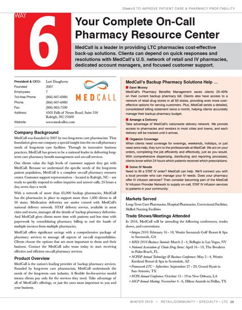Call Pharmacy by Rxinsider Prescription Delivery Services And Solutions