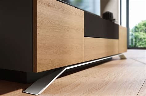 Simple Home Interiors by Modern Media Console Designs Showcasing This Style S Best