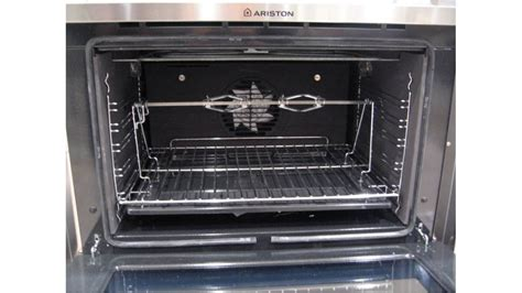 Daftar Oven Gas Ariston Ariston 90cm Luce Maxi Oven Ovens Appliances Kitchen Appliances Harvey Norman Australia