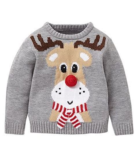 waitrose child christmas jumper fluffy penguin s jumper children s jumpers jumpers jumpers