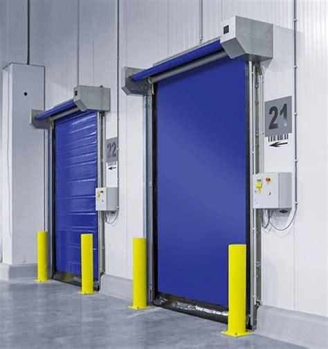 freezer high speed doors arrow industrial uk