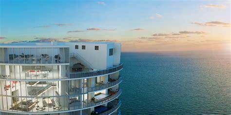 porsche design tower car elevator billionaires flocking to porsche tower business insider