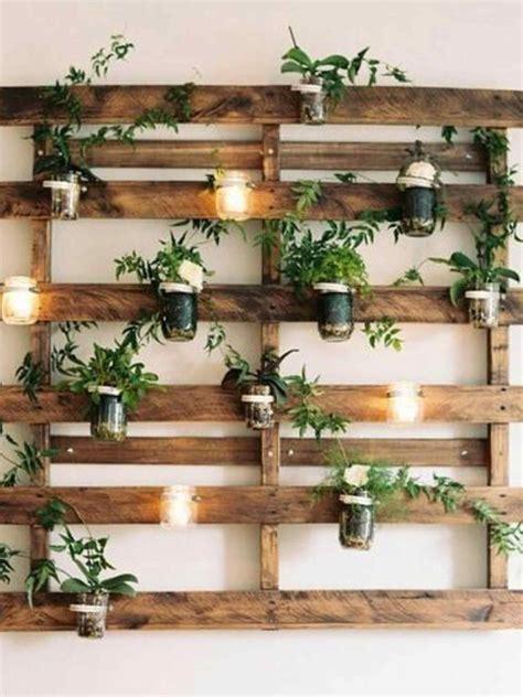 top  wonderful indoor herb garden ideas wood pallet