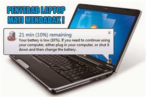 Penyebab Laptop Asus Mati Mendadak 3 penyebab laptop mati dan solusi paling uh lensa warga