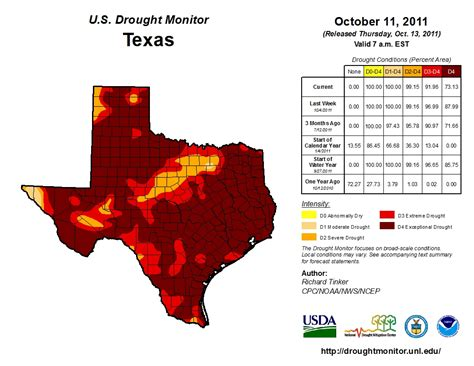 drought map of texas texas oklahoma drought all but climate central