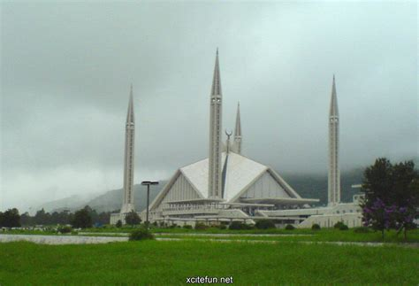 masjid design in pakistan faisal mosque the national mosque of pakistan xcitefun net