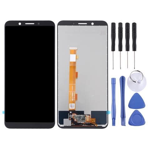Oppo A83 Black lcd screen and digitizer assembly for oppo a83 black