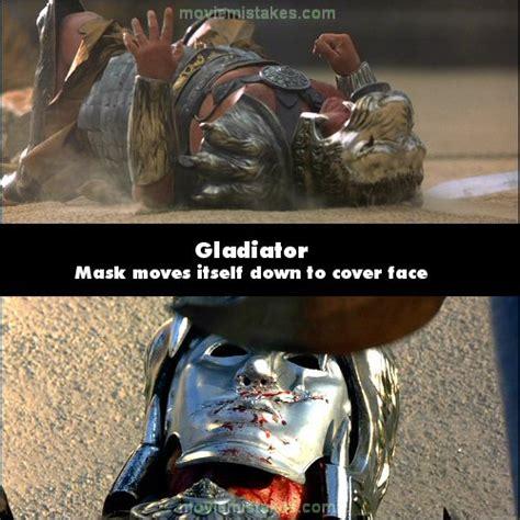 film gladiator mistakes gladiator movie mistake picture 3