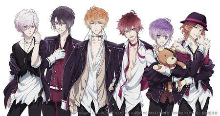 diabolik lovers stage play returns with new, returning