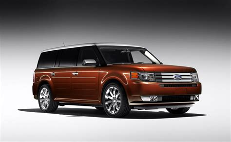 2009 ford flex all new size crossover redifines the