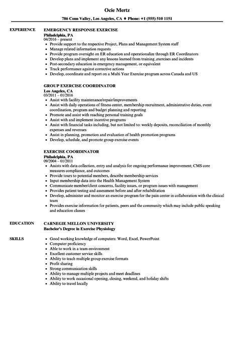 Exercise Physiologist Resume by Exercise Physiologist Resume Contemporary Resume Ideas Namanasa