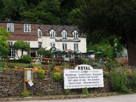 Beautiful Bedroom In The World Hotel Picture Of The Royal Lodge Symonds Yat Tripadvisor