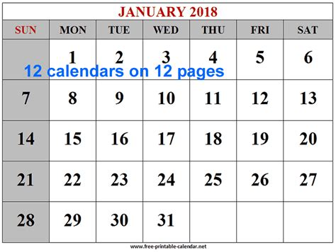 free printable calendar net 2018 desktop calendar download print calendars from
