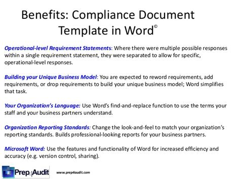 compliance program template our compliance plan templates and tracking worksheets