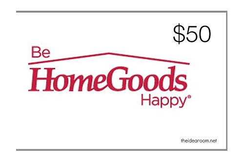 free printable coupons for home goods