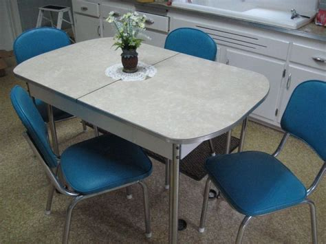 Formica Top Kitchen Table Formica Top Kitchen Table Shabby Chic Formica Table Home Furniture And Decor