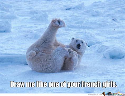 Polar Bear Meme - image gallery ice bear meme