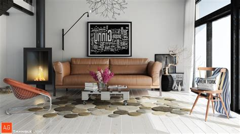 Living Room Rugs Ideas 15 Beautiful Living Rooms That We Came Across Recently