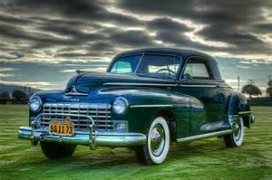 1948 dodge derham coupe photograph at