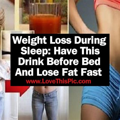 what to drink before bed weight loss during sleep have this drink before bed and
