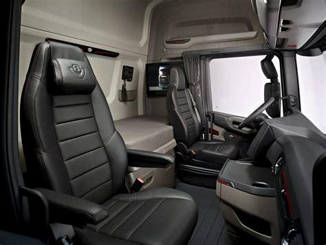 scania interni cabina scania the next generation trasportocommerciale