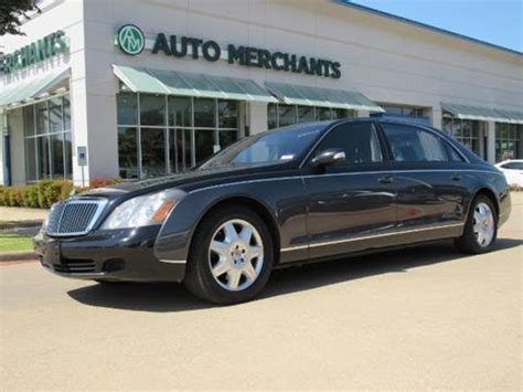2004 maybach for sale maybach for sale carsforsale