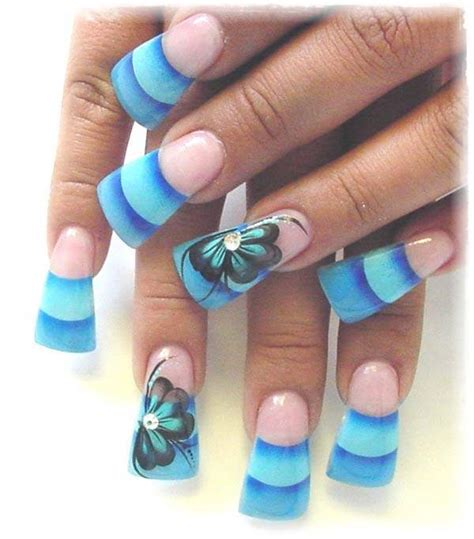 55 cool acrylic nail designs that drop your jaw