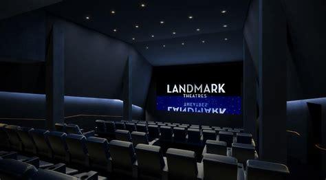 landmark theatres  operate multiplex   unit