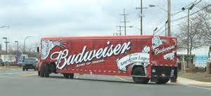Budweiser Delivery by File Budweiser Beverage Delivery Truck Plymouth Michigan Jpg Wikimedia Commons