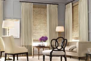 contemporary window treatments for living room image 07