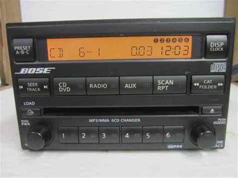 download mp3 armada telephone sell 08 12 pathfinder armada 6 disc mp3 bose radio oem lkq