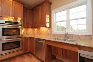 Handicap Accessible Kitchen Cabinets Accessible Homes Stanton Homes